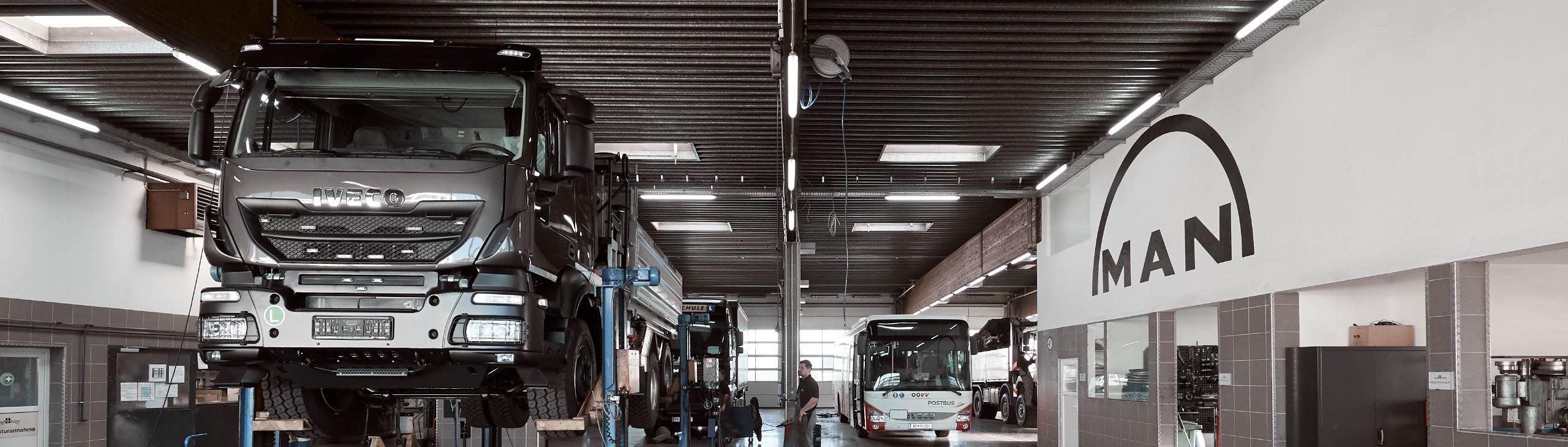 Samhaber LKW-Center GmbH